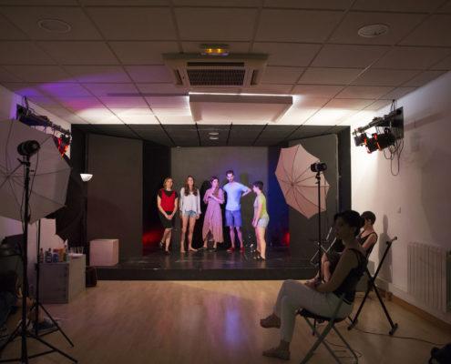 CÁMARA clases teatro cámara