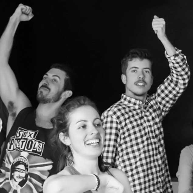 Curso de teatro intermedio en Madrid